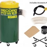 RSDE/2 Fine Filter 50 Litre Extractor with Accessories - HPLV
