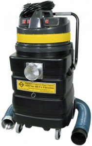Commercial and Industrial Vacuum Cleaners