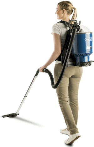 Pacvac Back Pack Vacuums