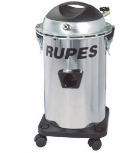 RUPES Pneumatic Portable Vacuum Cleaner Air driven portable vacuum unit for sanding dust and valeting.