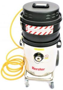 Kerstar KAV 30H ATEX Class Compressed Air Vacuum Cleaner