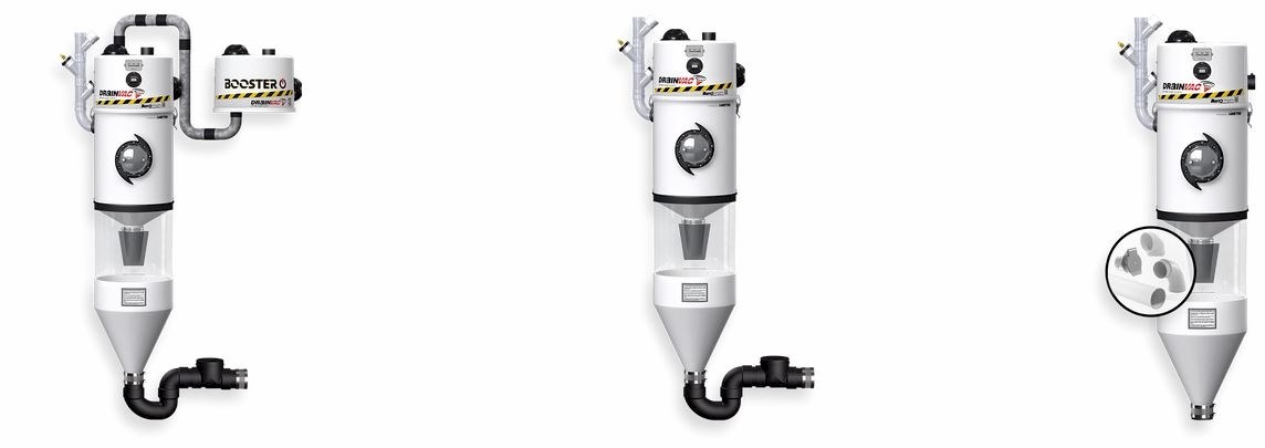 DrainVac Central Vacuum Systems